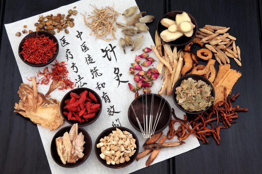 Ancient eczema treatments