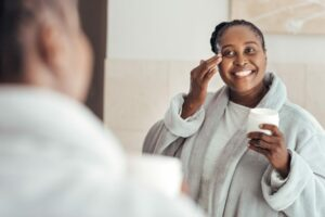 Skincare tips for people of color