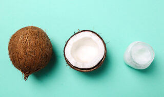 coconut oil can be used as a alternative eczema treatment
