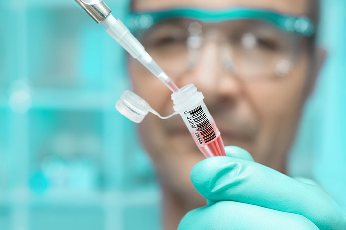 conducting research as part of a clinical trial